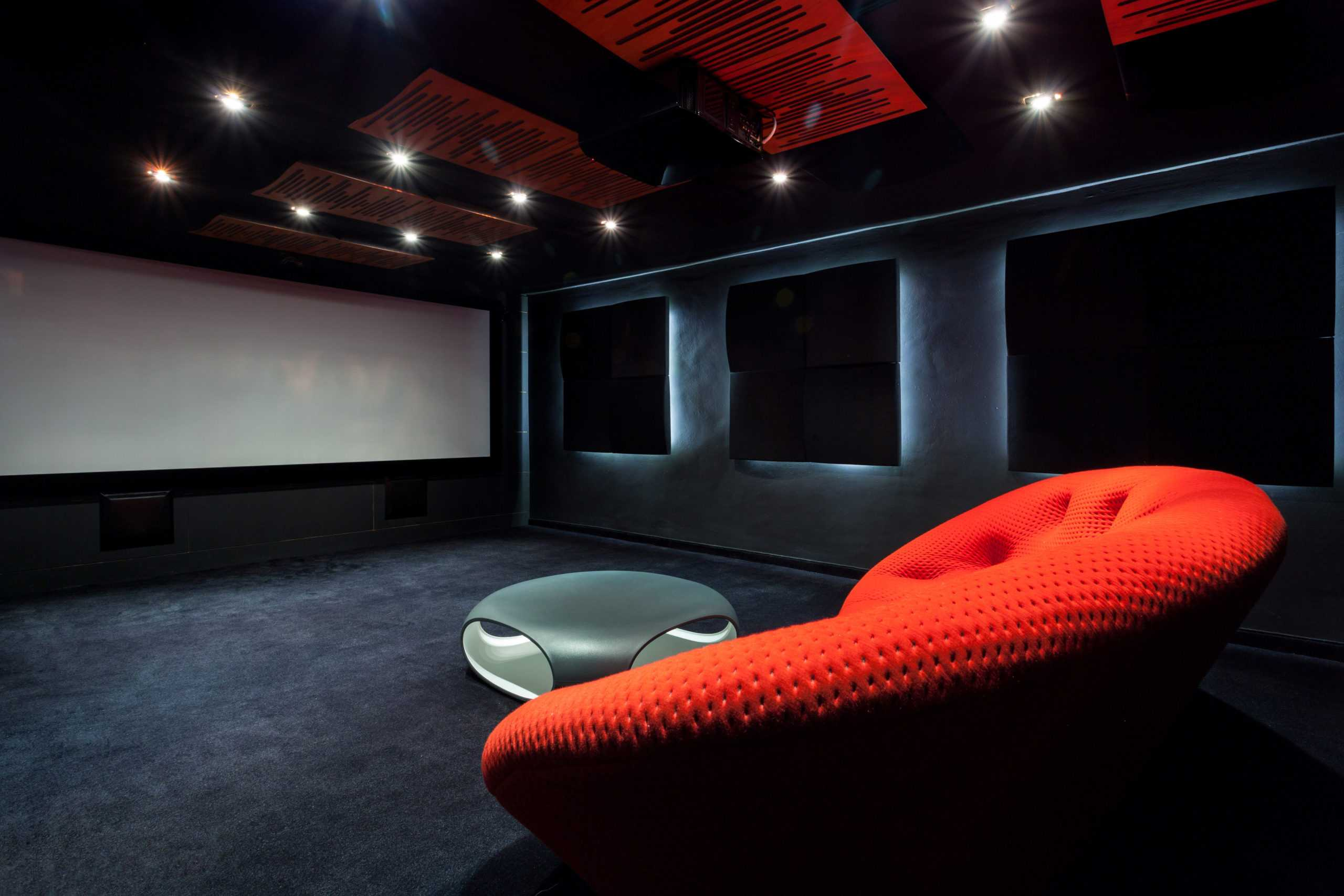 Dedicated Cinema